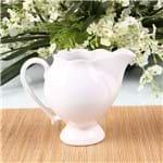 Leiteira Soleil White 750ml - Oxford Porcelana