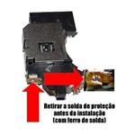 Leitor Óptico Pvr 802w - Ps2 Slim