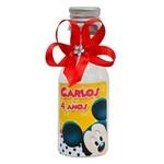 Lembrancinha Garrafa 50ml Mickey