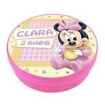 Lembrancinha Latinha Disney Baby Minnie