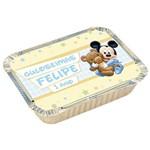 Lembrancinha Marmitinha Disney Baby Mickey