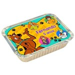 Lembrancinha Marmitinha Scooby Doo