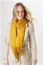 Lenço Basico-yellow Gold - U