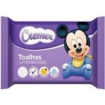 Lenço Umedecido Cremer Disney Baby - 50 Unidades