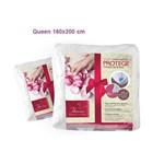 Lençol no Allergy Protege- Queen (1.6x2m) - Fibrasca - Cód: Wc2042