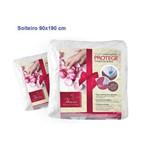 Lençol no Allergy Protege - Solteiro (0,90x1,90) - Fibrasca - Cód: Wc2040