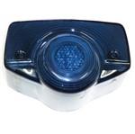 Lente de Lanterna Tras Cg 82 Azulada