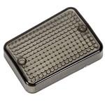 Lente de Pisca Original para Cg 83 Today Titan Fumê Claro Lp-04H Pro Tork