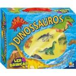 Ler e Brincar: Dinossauros - Todolivro