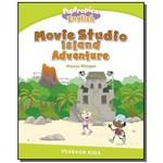 Level 4: Poptropica English Movie Studio Island Ad