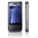 Lg Gm750 - Gsm C/ Wi-fi, Tecnologia 3g, Gps, Touch Screen, Windows Mobile 6.5, Câmera 5.0mp, Filmad