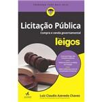 Licitacao Publica para Leigos - Alta Books