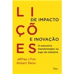 Licoes de Impacto e Inovacao - Rocco