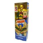 Liga da Justiça - Boneco Hawkman 30cm Articulado - Mattel FPC64/FTT26