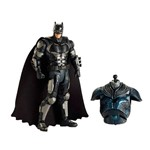 Liga de Justiça Multiverso Figura Básica Batman 15 Cm - Mattel
