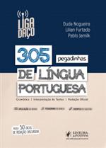 Ligadaço - 305 Pegadinhas de Língua Portuguesa (2018)