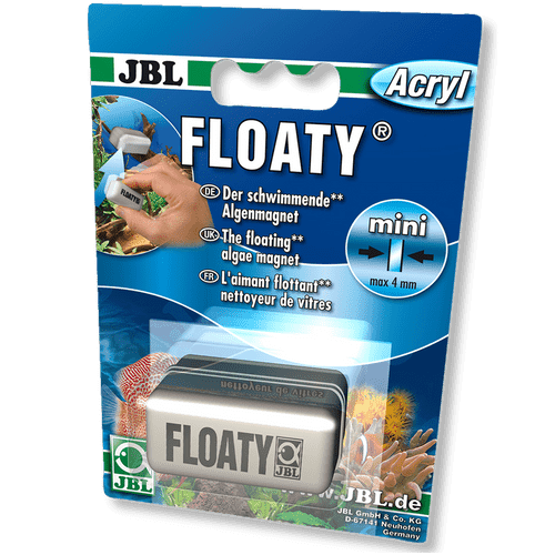 Limpador Magnético JBL - Floaty Mini 4mm Acryl