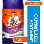 Limpador Perfumado Mr Músculo Lavanda 1,8l
