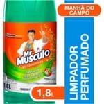 Limpador Perfumado Mr Músculo Manhã do Campo 1,8L
