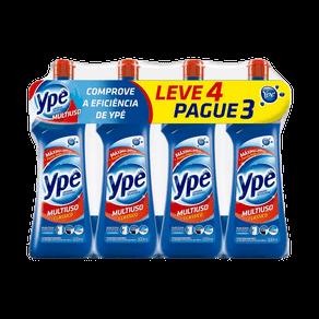 Limpador Ype Multi-Uso Classico 500ml Leve 4 Pague 3