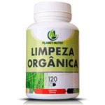 Limpeza Orgânica 500mg 120cps Planet Nutry