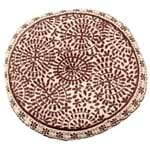 Linen Almofada Red. 40 Natural/marrom
