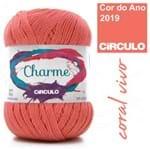 Linha Charme - 4004 Coral Vivo