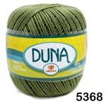 Linha Duna Circulo 100g - Cor: 5368 Verde Militar