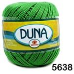 Linha Duna Circulo 100g - Cor: 5638 Verde Trevo