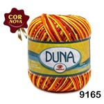 Linha Duna Circulo 100g - Cor: 9165 Hibisco Amarelo