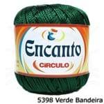 Linha Encanto 5398 - Verde Bandeira