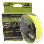 Linha Monofilamento Maruri Max Soft 35lb Verde (0.52mm - 300m)