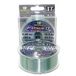 Linha Monofilamento Platinum Xt - 0,40mm - 250m Box