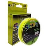 Linha Monofilamento SOFT MAX Verde - 300m