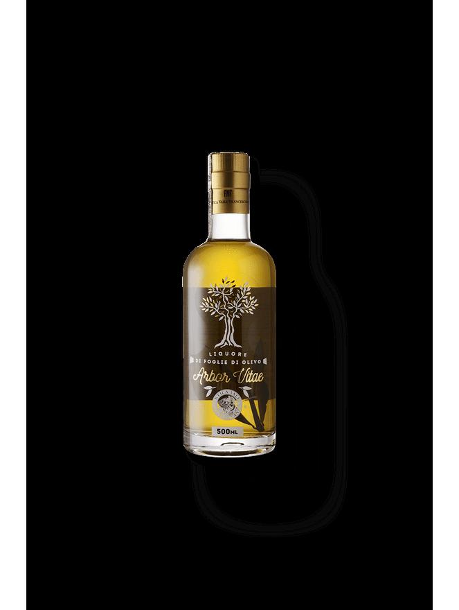 "Liquore Di Foglie Di Olivo ""Arbor Vitae"" (500ml)"
