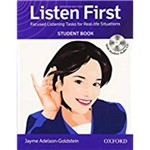 Listen First Student's Pack