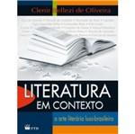 Literatura em Contexto - Volume Unico - Ftd