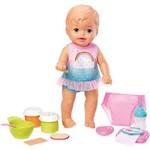 Little Mommy Bebe Faz Xixi Del