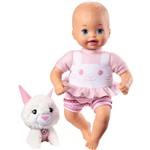 Little Mommy com Pelúcia Coelho - Mattel