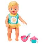 Little Mommy Momentos Bebê Hora do Café da Manhã - Mattel