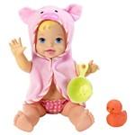 Little Mommy Momentos do Bebê Hora do Banho - Mattel