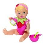 Little Mommy Momentos do Bebê Moranguinho - Mattel CBL73