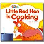 Little Red Hen Is Cooking - Level 1 - Series Our W
