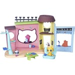 Littlest Pet Shop Conjunto Playset Pet Café Patinhas - Hasbro