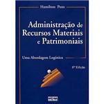 Livbro - Administração de Recursos Materiais e Patrimoniais: uma Abordagem Logística