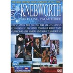 Live At Knebworth Parts One, Two e Three - DVD / Rock