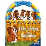 Livrinhos em Cestinhos: a Hora de Brincar dos Cãezinhos