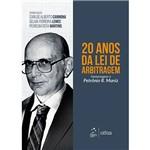 Livro - 20 Anos da Lei de Arbitragem