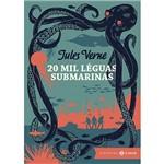 Livro - 20 Mil Léguas Submarinas