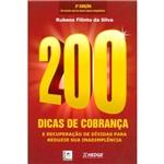 Livro - 200 Dicas de Cobrança e Recuperação de Dívidas para Reduzir Sua Inadimplência